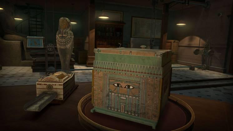 未上锁的房间VR版完整免费破解版图2: