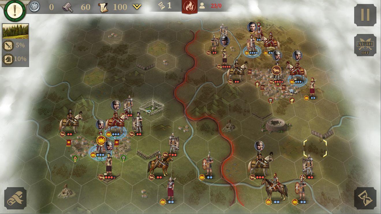 大征服者罗马第八章战役怎么打 第八章3星战役通关攻略[多图]