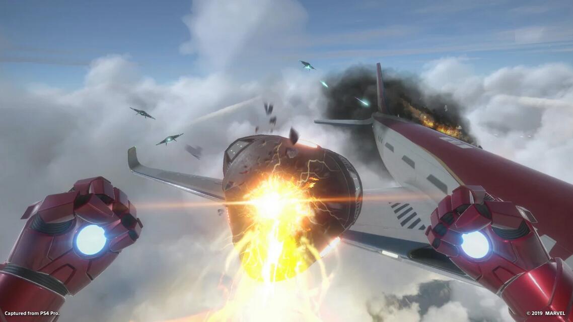 漫威钢铁侠VR游戏官网正式版图2: