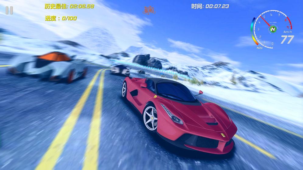 夺冠赛车手安卓版官方游戏图片1