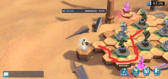 奥拉星手游金字塔地狱快速通关攻略[视频][多图]图片3