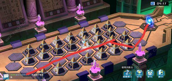 奥拉星手游金字塔地狱快速通关攻略[视频][多图]图片2