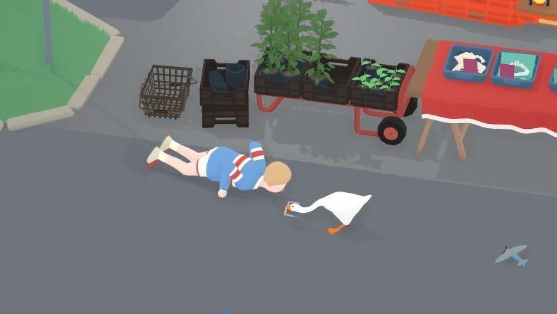 无题模拟大鹅游戏攻略手机版图1: