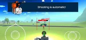 战争机器战车大混战游戏图2