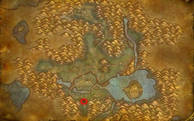 魔兽世界怀旧服联盟巴罗夫的继承人任务攻略 阿莱克斯巴罗夫位置详解[多图]