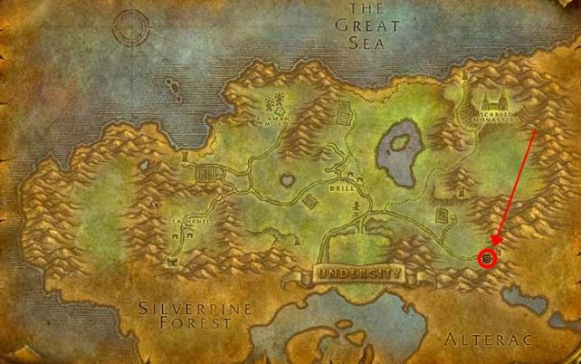 魔兽世界怀旧服部落巴罗夫的继承人任务怎么做 维尔顿巴罗夫在哪[多图]