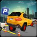 疯狂停车模拟驾驶3D游戏