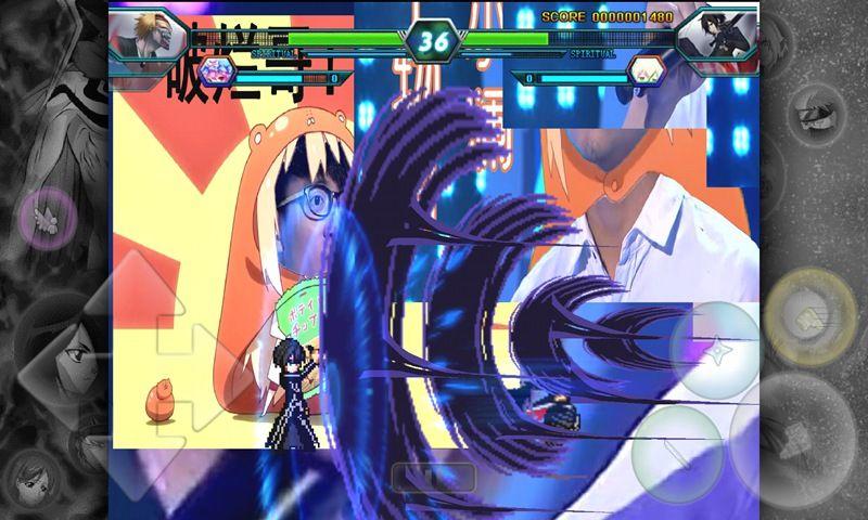 死神vs火影MOD多人物大全手机版下载图3: