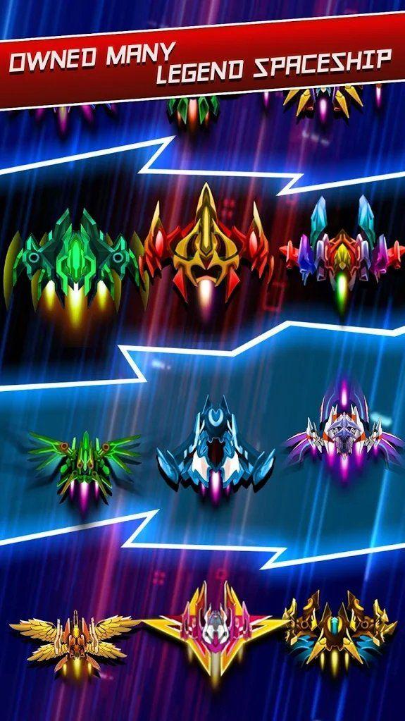 银河射手翼艾游戏最新安卓版图3: