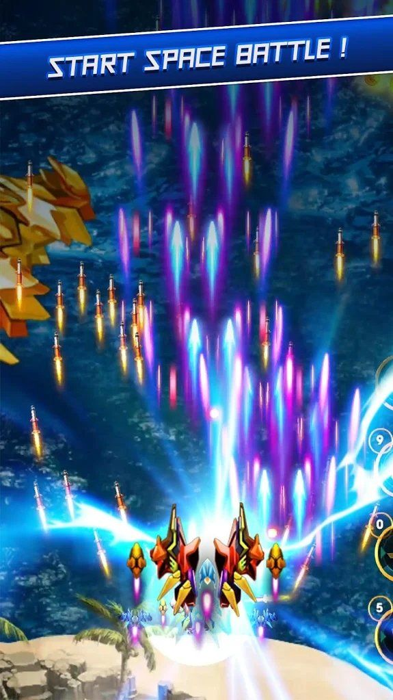 银河射手翼艾游戏最新安卓版图片1