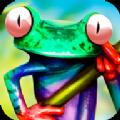 雨林青蛙生存模拟游戏最新安卓版 v1.0.0