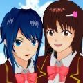 樱花校园模拟器万圣节女巫版解锁中文版 v0.9