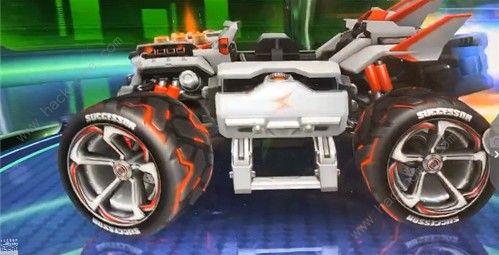 qq飞车手游擎天雷诺怎么变形 擎天雷诺变形方法详解[视频][多图]图片2