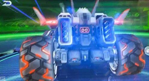 qq飞车手游擎天雷诺怎么变形 擎天雷诺变形方法详解[视频][多图]图片3