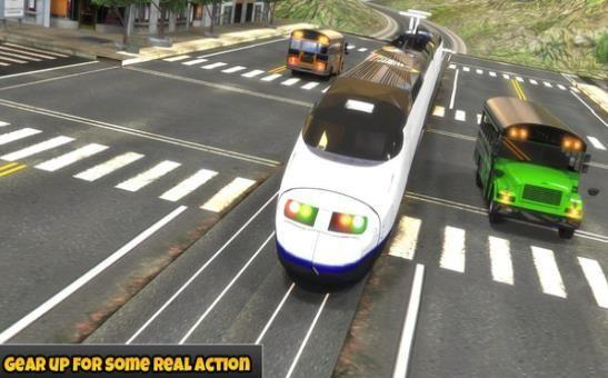 周游列车模拟器游戏中文手机版图2: