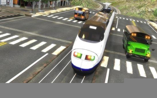 周游列车模拟器游戏中文手机版图1: