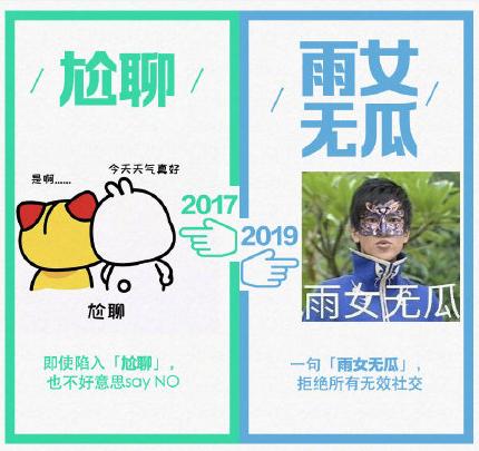 2017和2019网络流行语对比大盘点app免费分享图片4