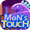 怪物之触游戏中文破解版下载(Pixel Arcade Game) v0.2