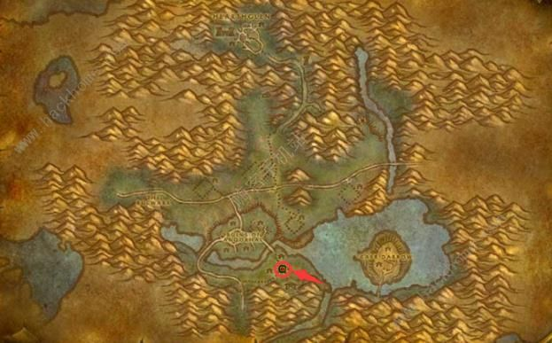 魔兽世界怀旧服血色幻象任务怎么做 大领主泰兰弗丁位置详解[视频][多图]图片1