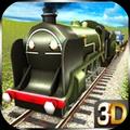 汽车运输货物火车模拟器游戏