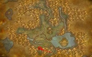 魔兽世界怀旧服目标盖罗恩农场任务攻略 盖罗恩农场位置详解图片1