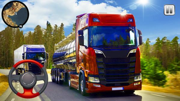 卡车驾驶模拟器2020无限金币内购破解版图3: