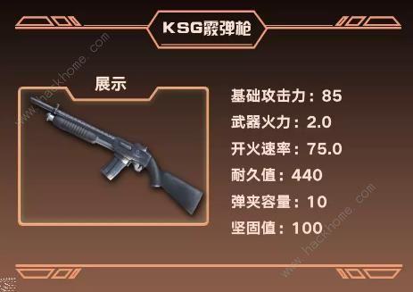 明日之后DSR狙击枪厉害吗? G36C突击枪、KSG霰弹枪属性及特技推荐[视频][多图]图片5