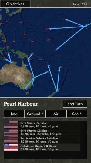 太平洋战火游戏图2