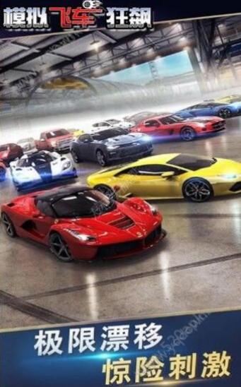 模拟飞车狂飙游戏安卓官方版图3: