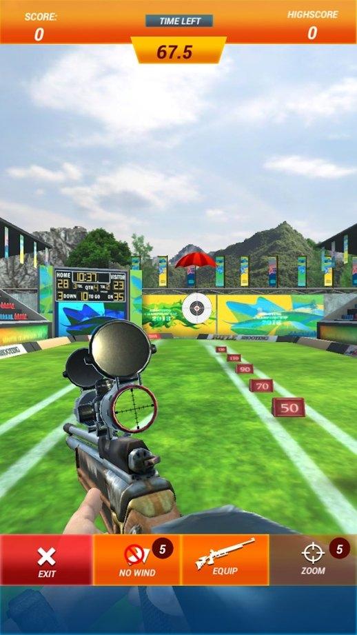 步枪射击模拟器游戏手机版下载图片1