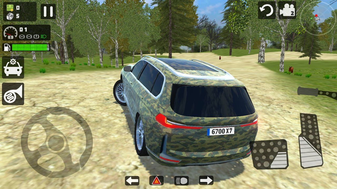 宝马x7模拟器无限美金汉化版图2:
