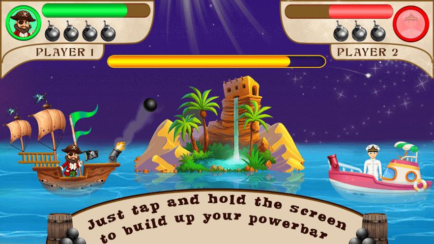 海盗之战游戏中文版图3: