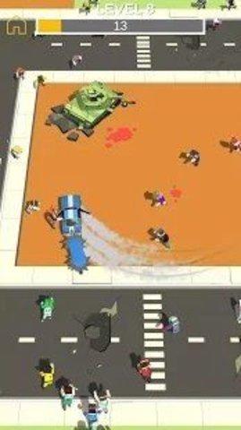 夺命漂移游戏安卓最新版下载(Death Drift)图1: