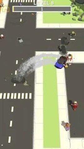 夺命漂移游戏安卓最新版下载(Death Drift)图3: