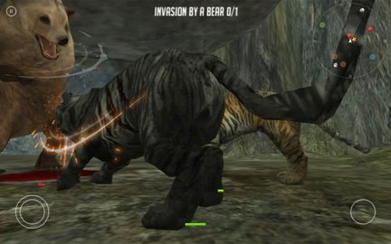 黑蓝虎模拟器游戏最新app安卓版下载图2: