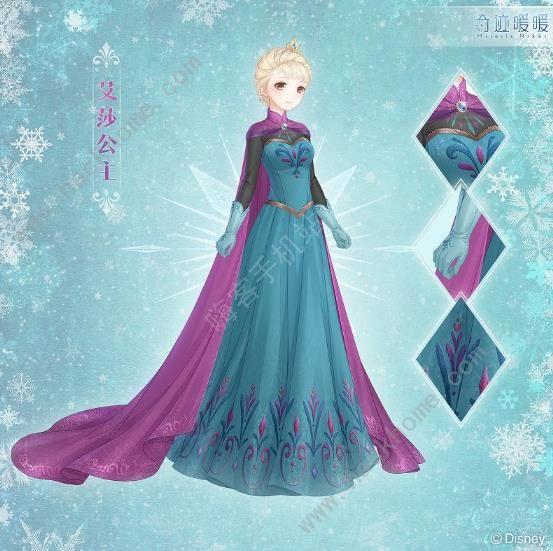 奇迹暖暖迪士尼冰雪奇缘活动大全 冰雪女王、纯真冒险家套装获取途径详解[视频][多图]图片3