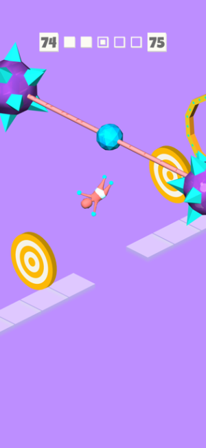 Sticky Man 3D游戏图2
