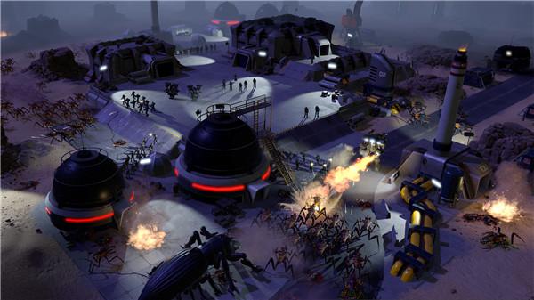 星河战队人族指挥官汉化免费完整版图1: