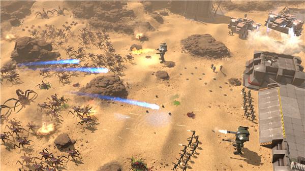 星河战队人族指挥官汉化免费完整版图3: