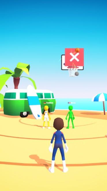 抖音Five Hoops官方安卓版游戏下载图1: