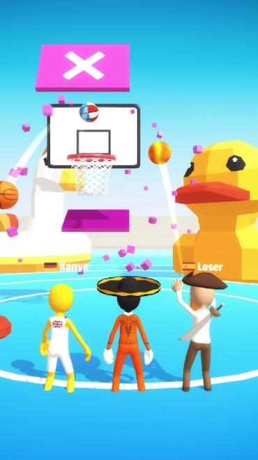 抖音Five Hoops官方安卓版游戏下载图片1