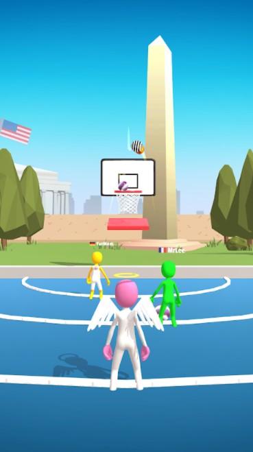 抖音Five Hoops官方安卓版游戏下载图2: