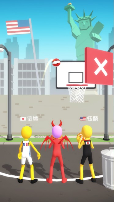 抖音Five Hoops官方安卓版游戏下载图3: