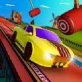 快乐趣味赛车3d高峰游戏