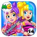 MyCityPopstar游戏中文最新IOS版下载(我的城市明星) v1.0