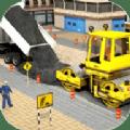 模拟城市修路3D游戏