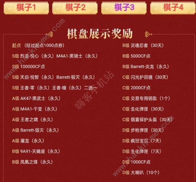 CF手游春节飞行棋攻略大全 2019王者飞行棋奖励获取攻略[视频][多图]图片3