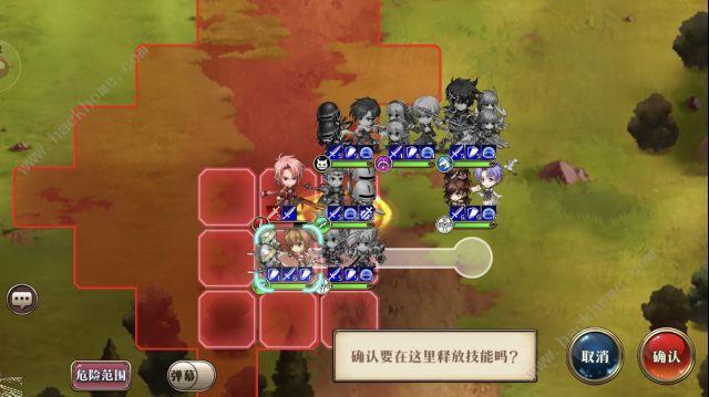 梦幻模拟战手游剑帝莱恩哈特怎么过 剑帝莱恩哈特通关攻略[视频][多图]图片3