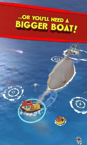 鲨鱼大作战游戏iOS版图1: