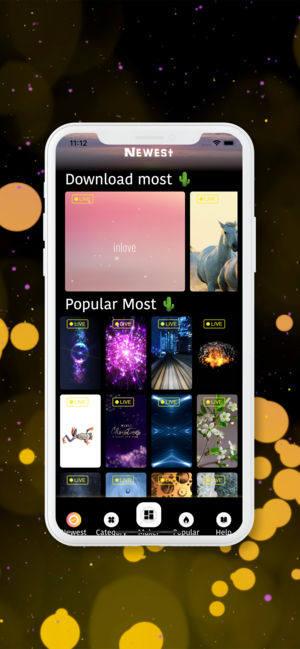 花屋动态壁纸app图1